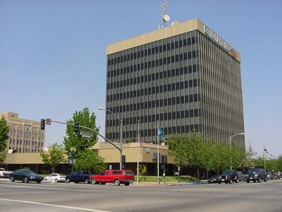 Pacific Workplaces - Truxtun Avenue - Bakersfield, CA