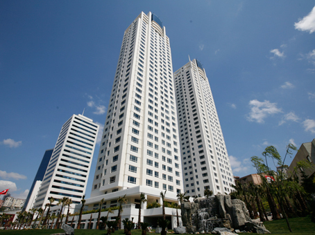 The Selenium Plaza Center - Hakki Yeten Cad - Istanbul