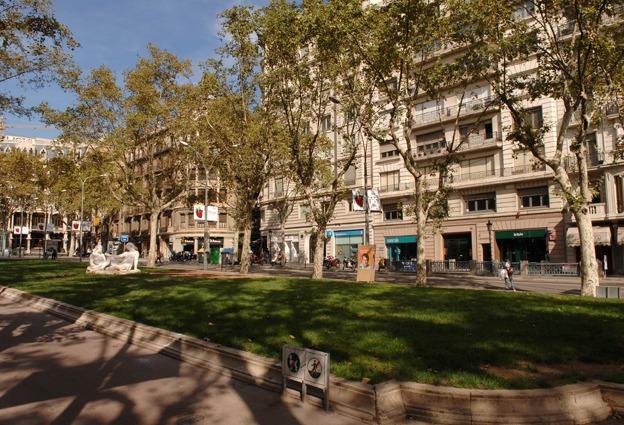 Paseo de Gracia - Barcelona
