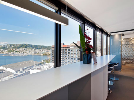 Office Space in Level 15 HP Tower 171 Featherston Street Lambton