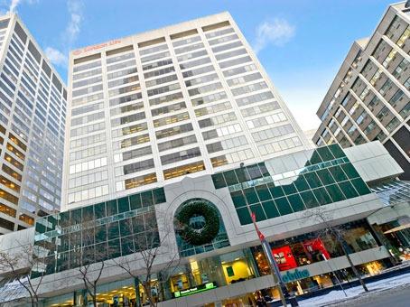 Regus - University Street - Montreal - Canada
