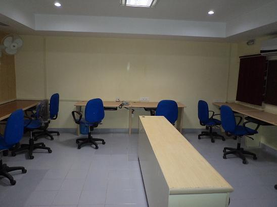 MURGESA NAICKER OFFICE COMPLEX - GREAMS ROAD - CHENNAI
