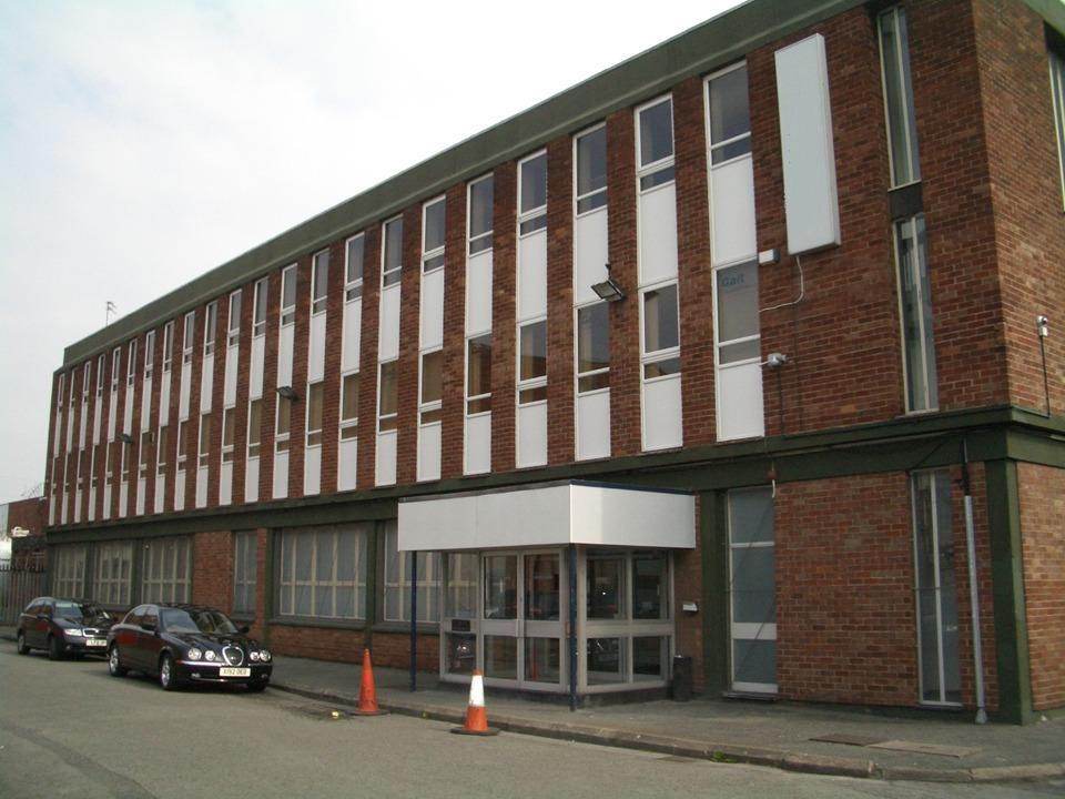 CHURCHILL HOUSE - GASKILL ROAD, L24 - LIVERPOOL (Min 20 desk Req Only)