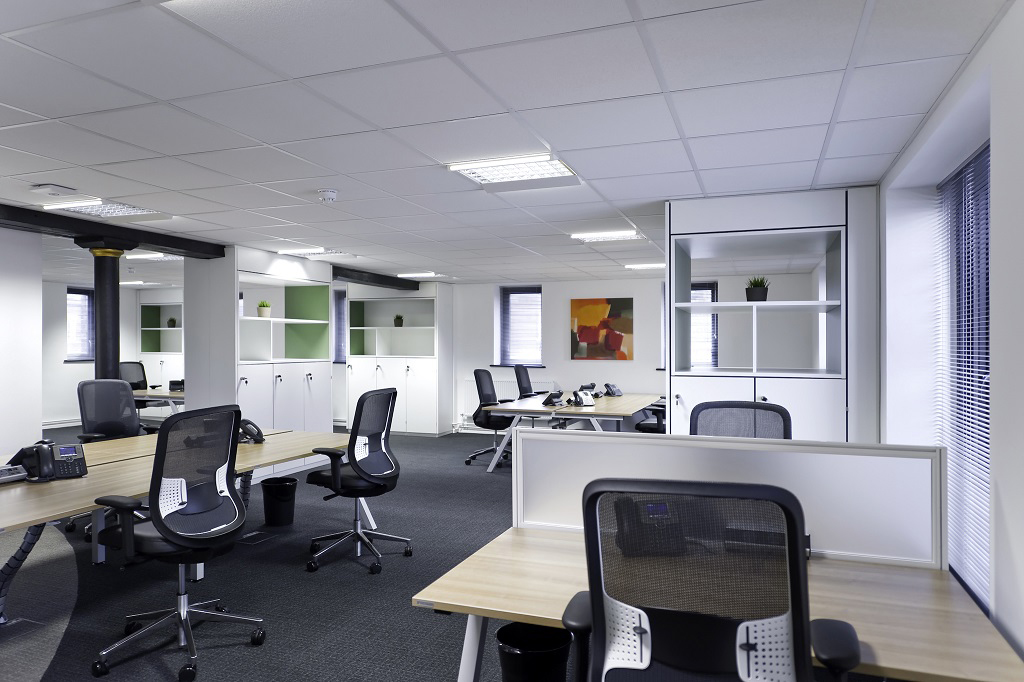 Regus - Campus - 'Provide your business with the space it needs at a price you can afford'