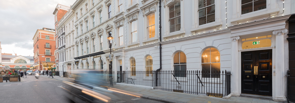 The Boutique Workplace Company - Henrietta Street - Covent Garden