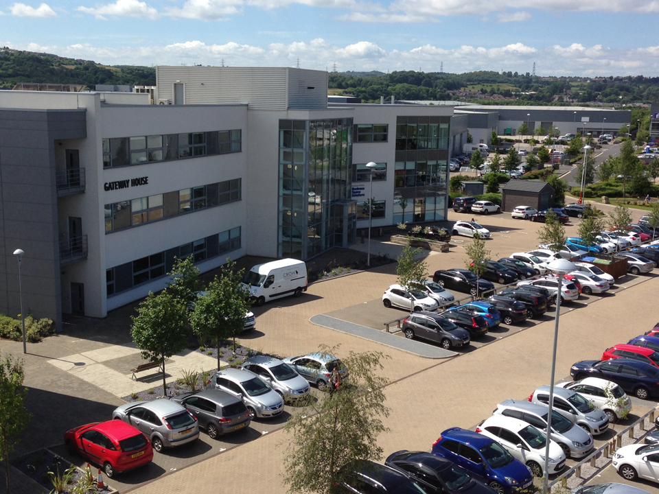Business Space Solutions - Gateway House - Gateway West, NE15 - Newcastle upon Tyne