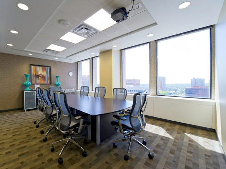 Office Space in Suite 1100 7733 Forsyth Boulevard
