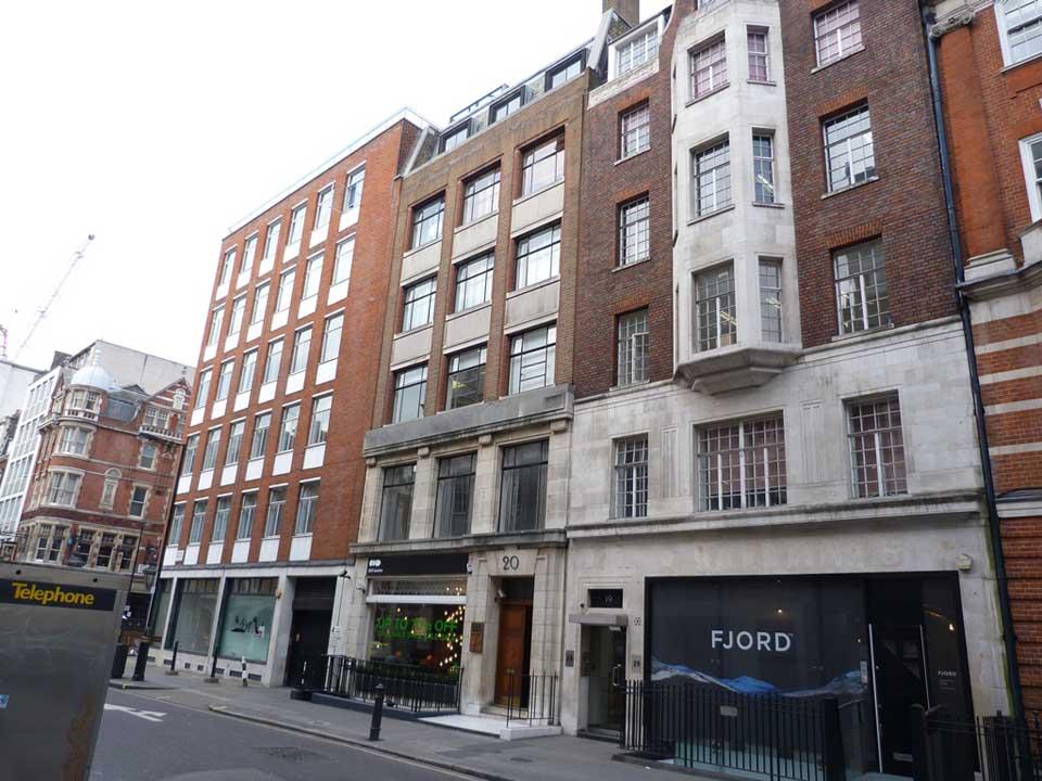 20 Margaret Street, W1 - London