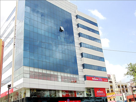 Gumidelli Commercial Complex - Old Airport Road - Hyderabad