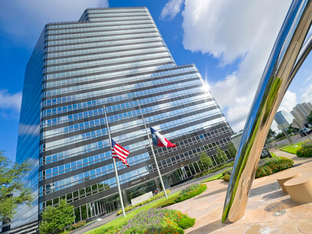 Two Post Oak Tower - Post Oak Boulevard - Houston - TX