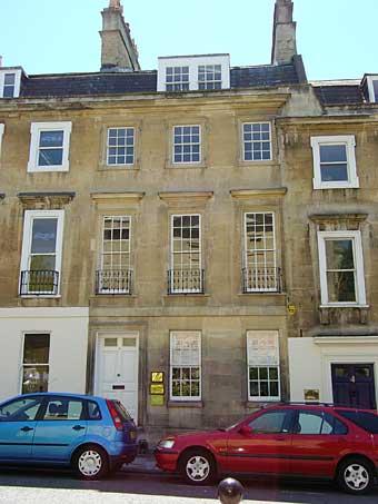 Chapel Row - Bath, BA1