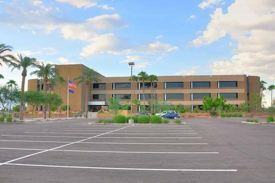 Plaza Executive Suites - Union Hills Corporate Center - 18444 N 25th Ave - Phoenix - AZ