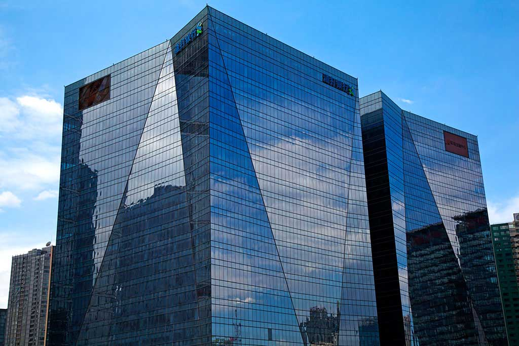 World Financial Center - East Tower - East 3rd Ring Middle Road - Chaoyang - Beijing
