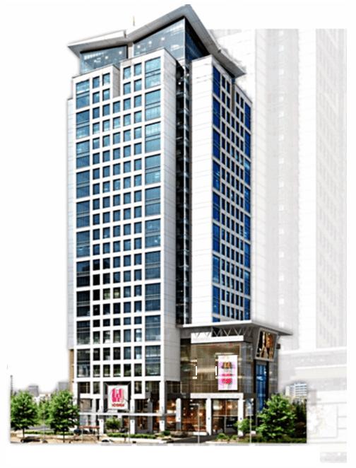 ICON4 Tower - Dong Da District - Hanoi - Vietnam