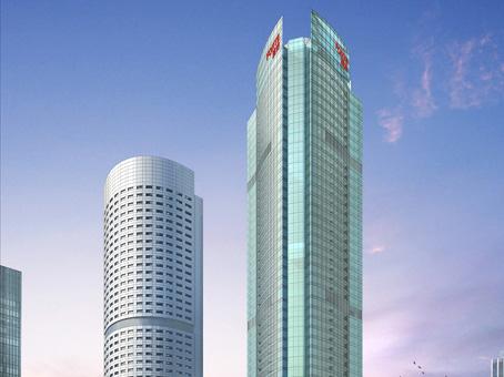 G.T. Land Plaza  - Zhujiang Avenue West - Tianhe District - Guangzhou