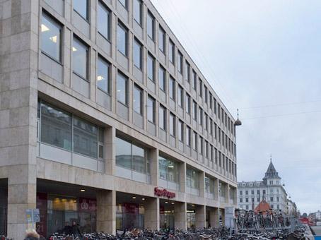 Noerreport - Frederiksborggade - Copenhagen