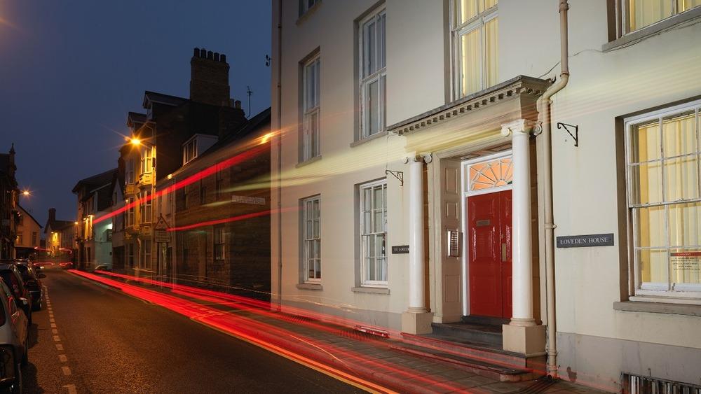 Loveden House - Bridge Street, SY23 - Ceredigion - Aberystwyth