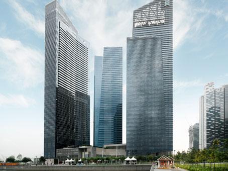 MBFC Tower 3 - Marina Boulevard - Singapore