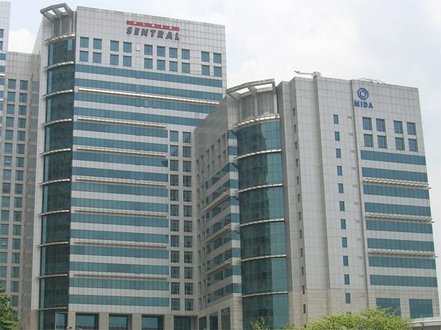Avenue Business Centre - Jalan Stesen Sentral - Plaza Sentral - KL Sentral - Kuala Lumpur