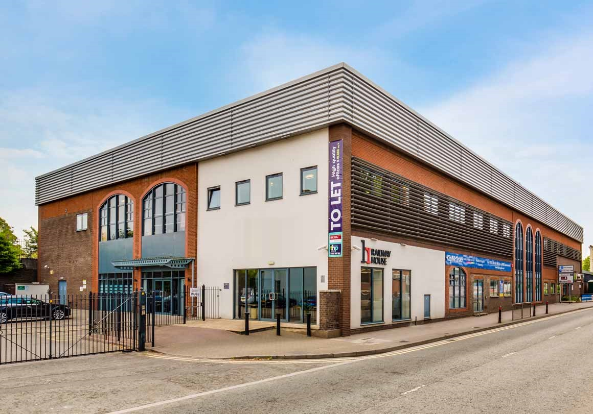 Formal Office Suite - Railway House - Bruton Way, GL1 - Gloucester