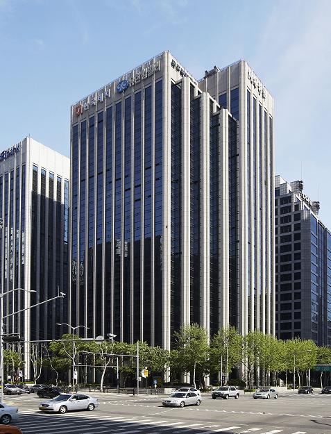 Gangnam Haesung Building - Daechi-dong - Gangnam-gu - Seoul