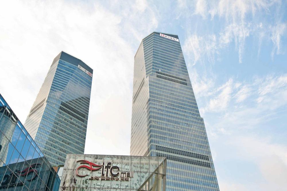 International Finance Center - 8 Century Avenue - Pudong District - Shanghai