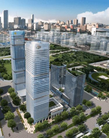 Kerry Plaza Tower 3 - Zhong Xin Si Road - Futian District - Shenzhen