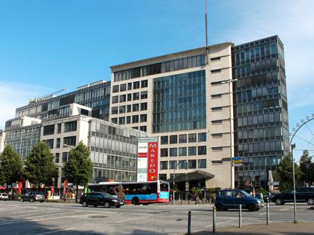Hamburg Millerntor - Millerntorplatz - Hamburg