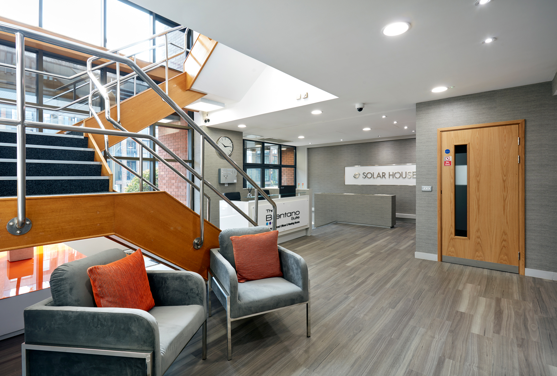 The Brentano Suite Finchley - Solar House - High St, N12 - North Finchley