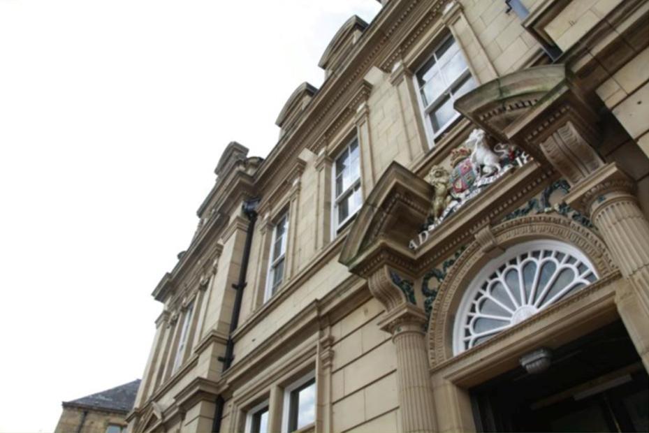 Malik House - Manor Row, BD1 - Bradford