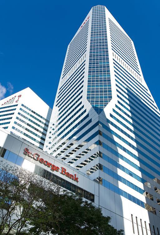 Central Plaza - Queen Street - Brisbane - QLD