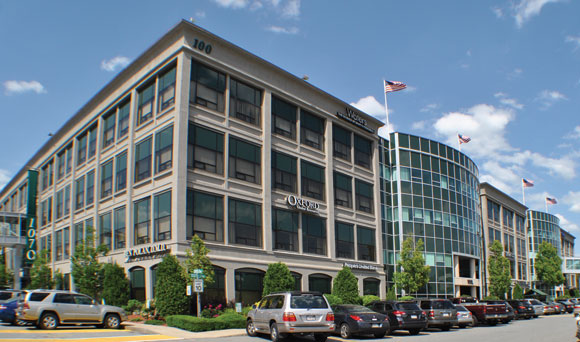 Cummings Executive Suites - 100 Cummings Center - Beverly - MA