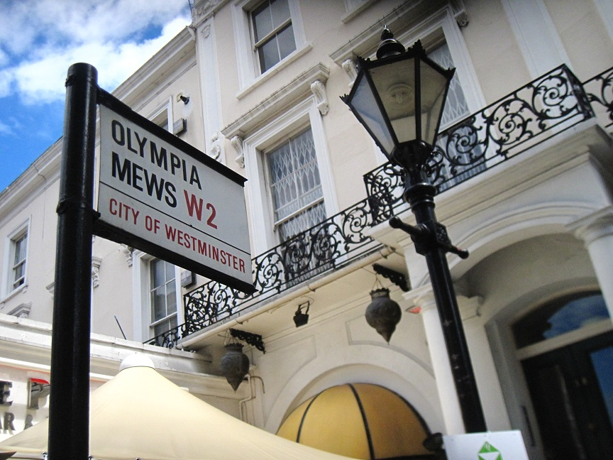Local London - Olympia Mews, W2 - Bayswater