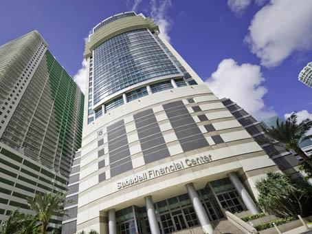 Regus - Brickell Ave - Miami