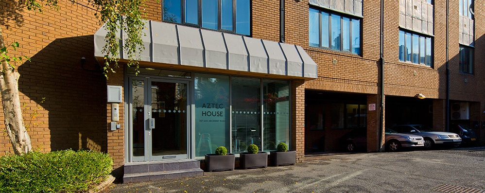 Complete Office - Aztec House - Archway Road, N6 - Highgate (Full Oct 2019)