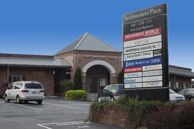 David Associates - Northwestern Plaza - W. Cone Blvd - Greensboro - NC