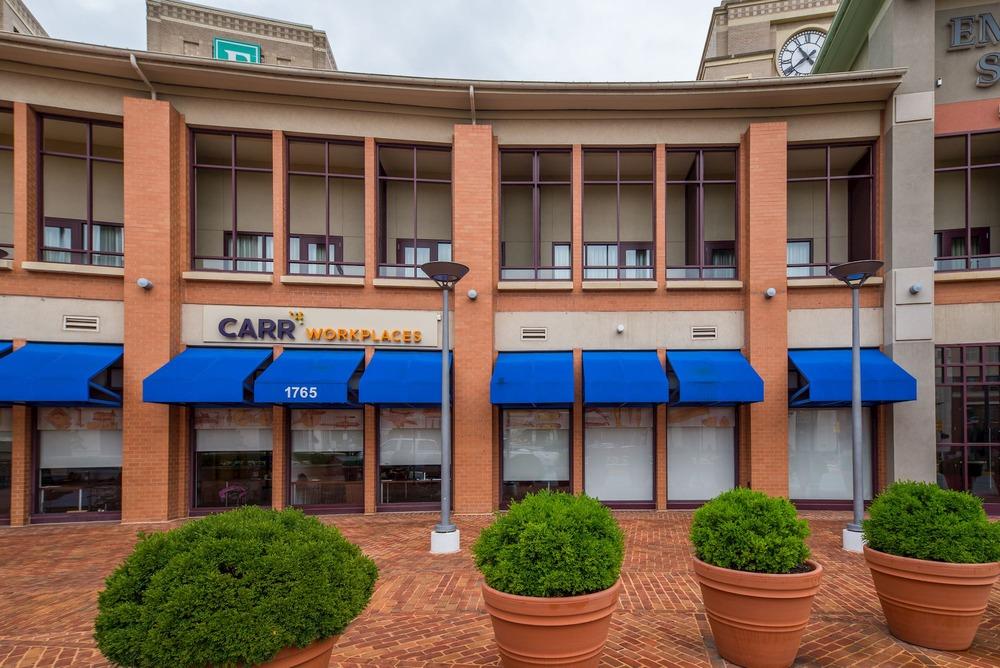 Carr Workplaces - 1765 Duke Street Center - Alexandria - VA