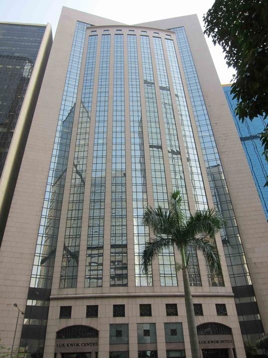 Luk Kwok Centre - 72 Gloucester Road - Wan Chai - Hong Kong