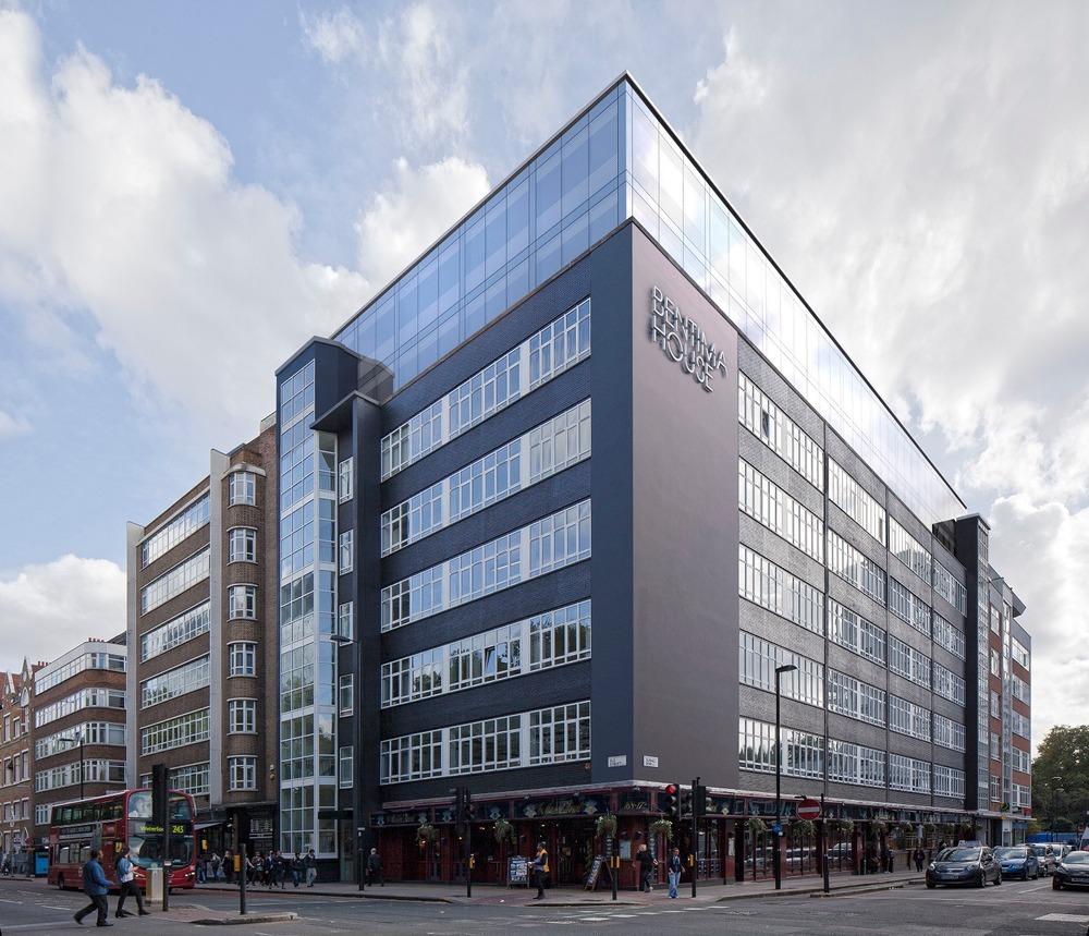 Business Cube - Bentima House - Old Street Centre, EC1 - Islington (Min Req 3000 - 5000sqft+)