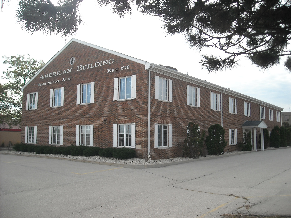 American Building - 5605 Washington Ave - Mount Pleasant - WI