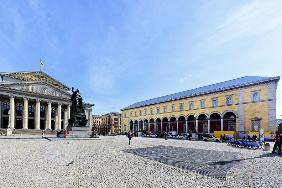 Opera Palace - Maximilianstrasse 2 - Munich