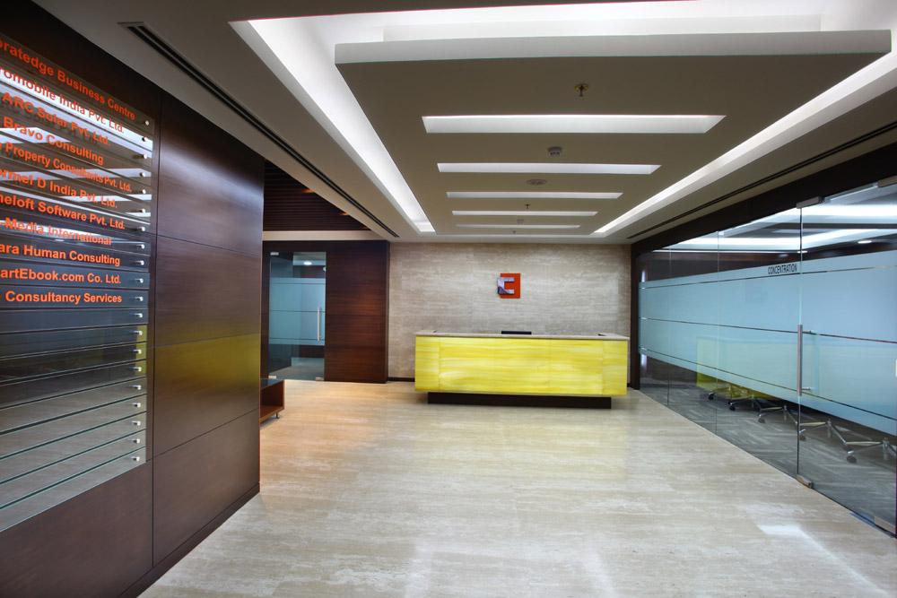 DLF Cyber City - Phase III - Gurgaon