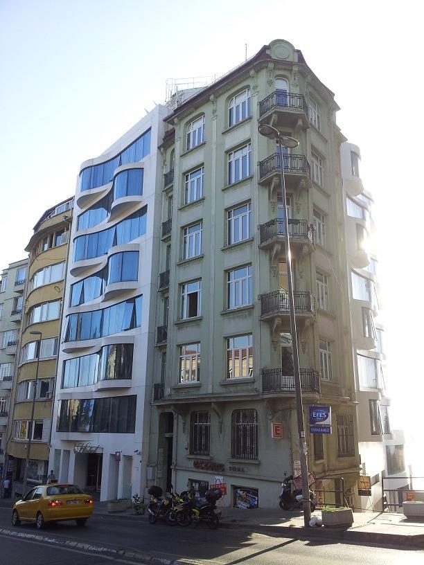 No 29 D3 Gümüşsuyu - Istanbul