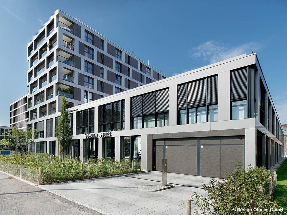 Design Offices - Arnulfpark - Luise-Ullrich-Strasse - Munich