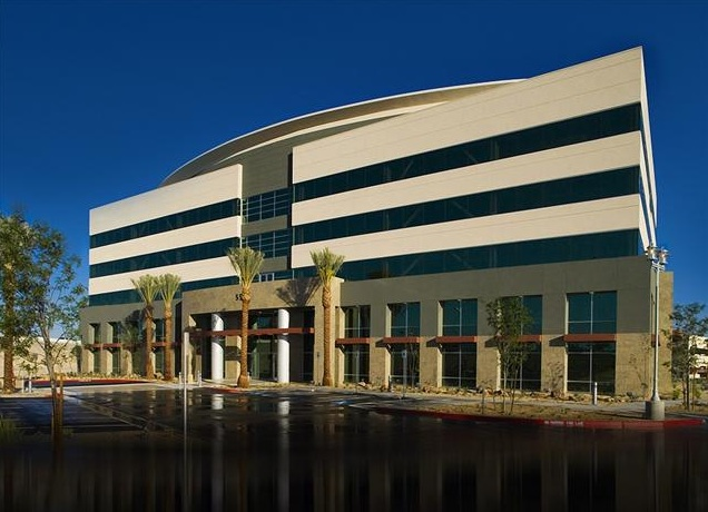 Intelligent Office - 5550 Painted Mirage Rd - Las Vegas