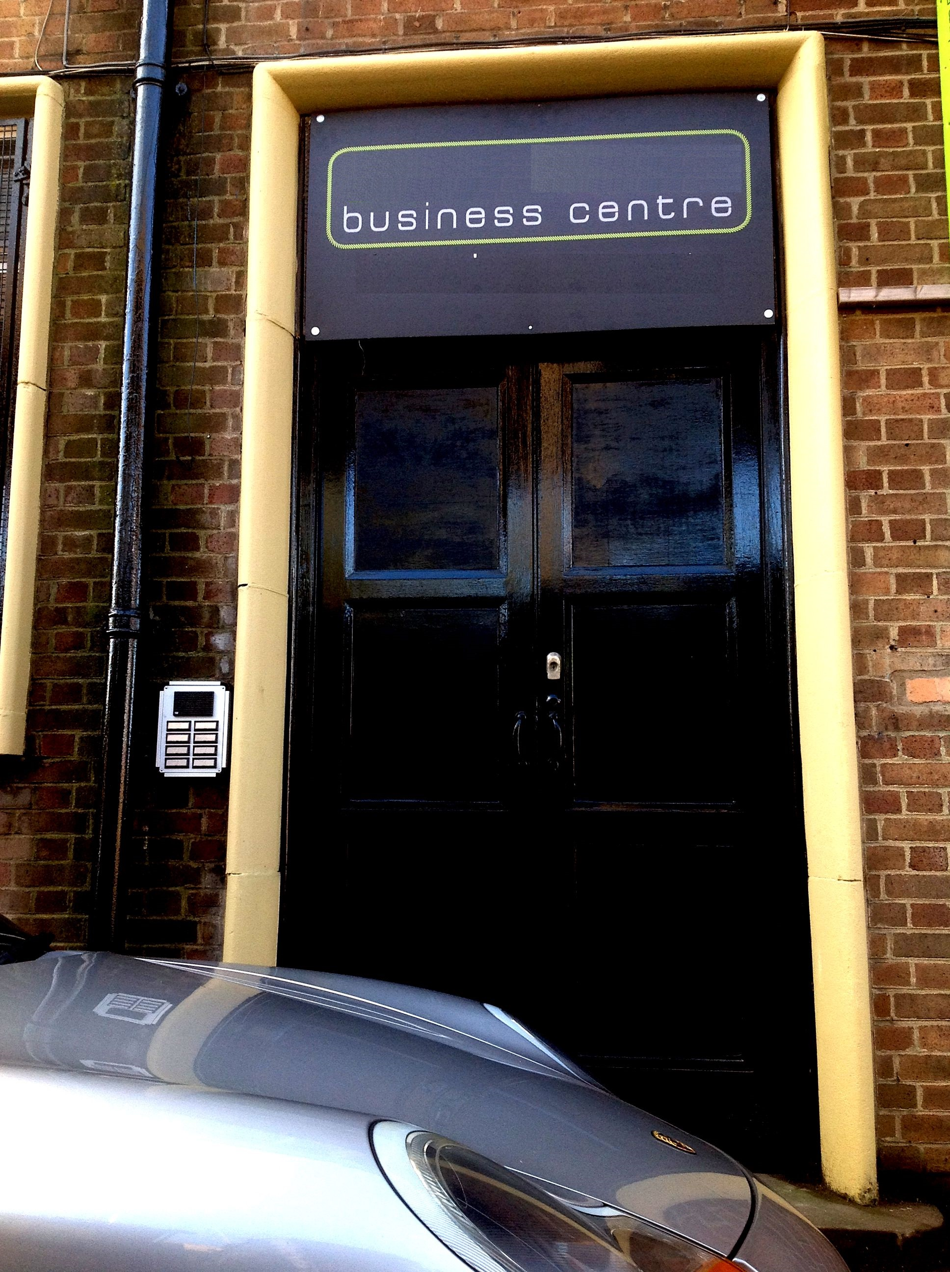 Office Space in Tyburn Road