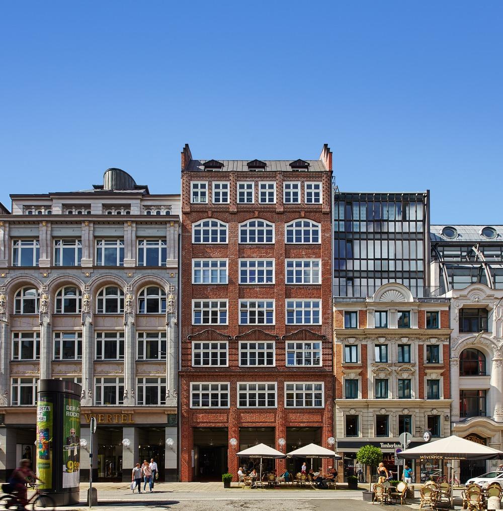 Viertel - Poststrasse 33 - Hamburg