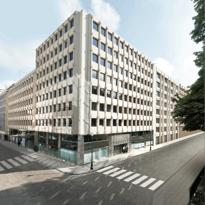 35 Square de Meeus - Brussels