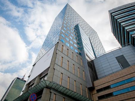 Skylight Building - Zlote Tarasy - Ul. Zlota 59 (Jerozolimskie Street) - Warsaw
