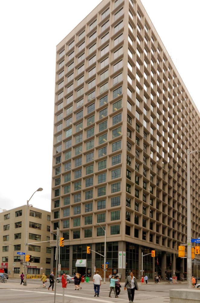 Dare Corporate Centre - Slater Street - Ottawa - ON